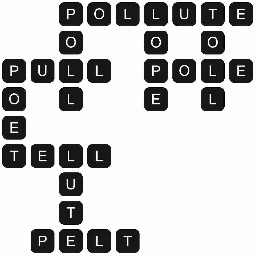 Wordscapes level 2505 answers