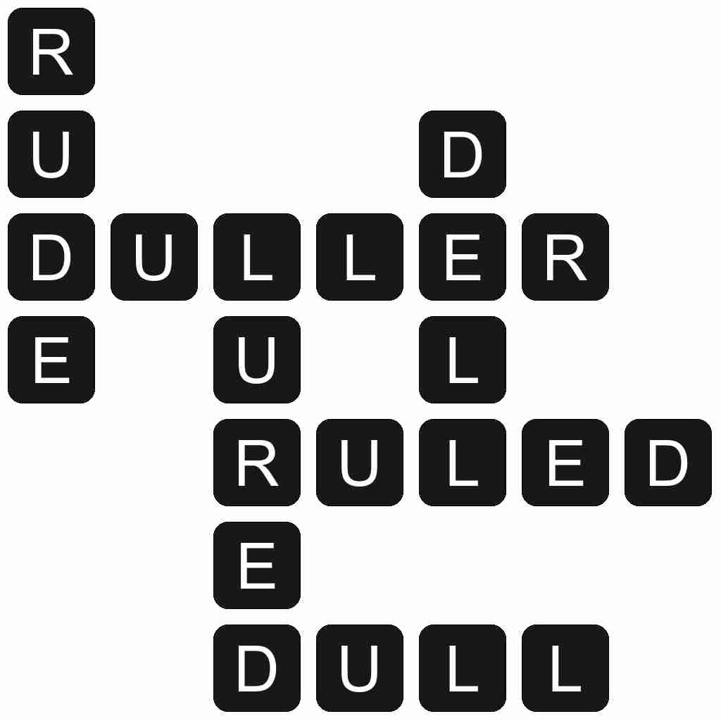 Wordscapes level 2537 answers