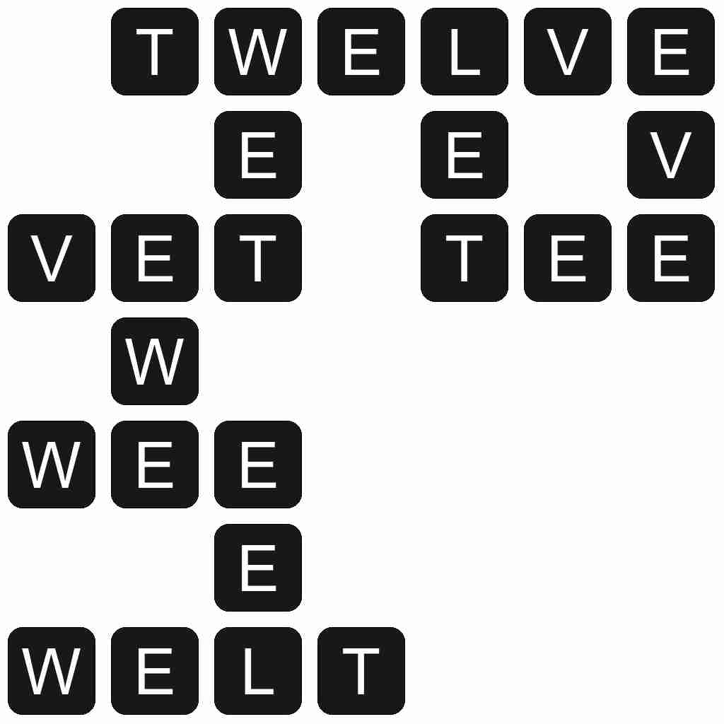 Wordscapes level 2653 answers