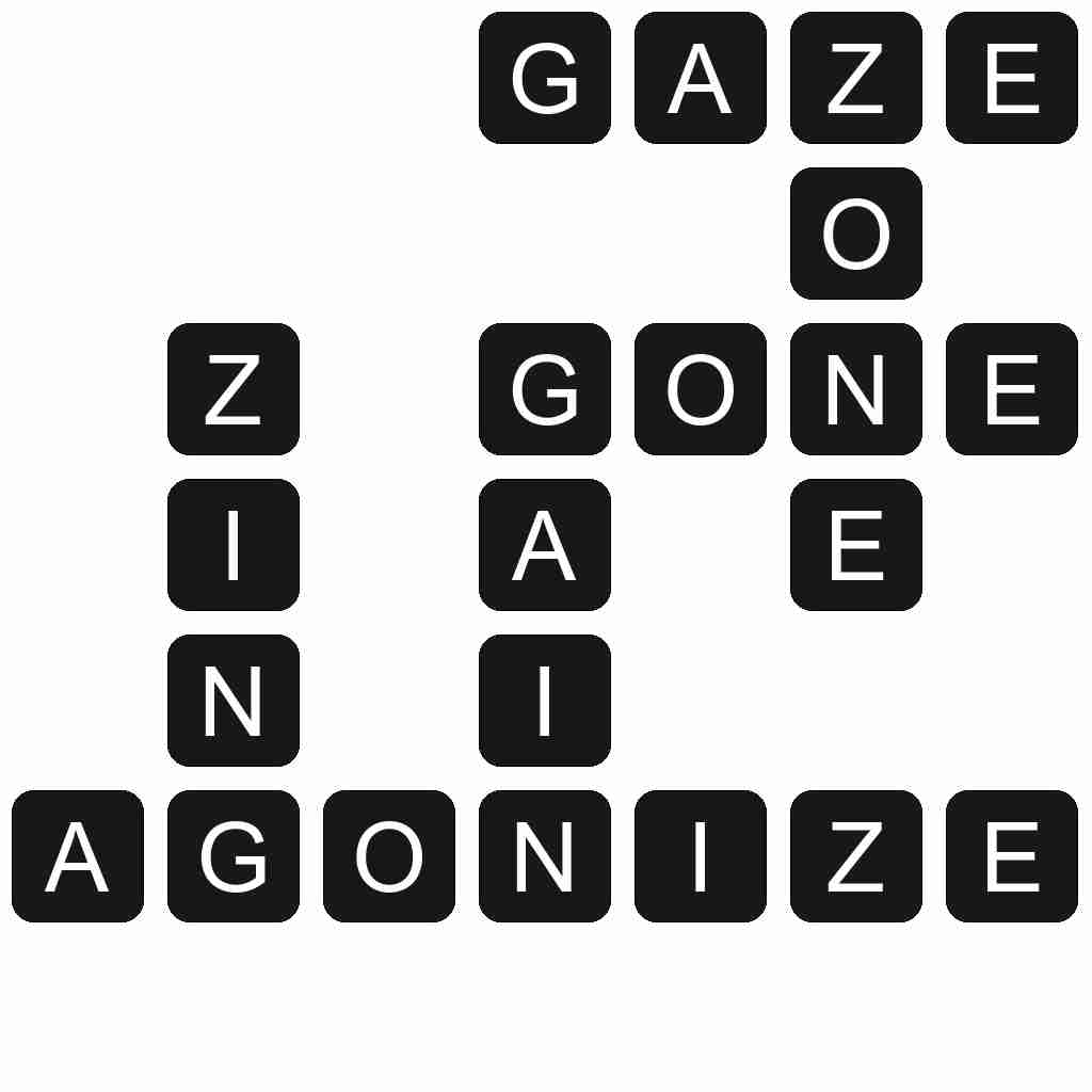 Wordscapes level 2666 answers
