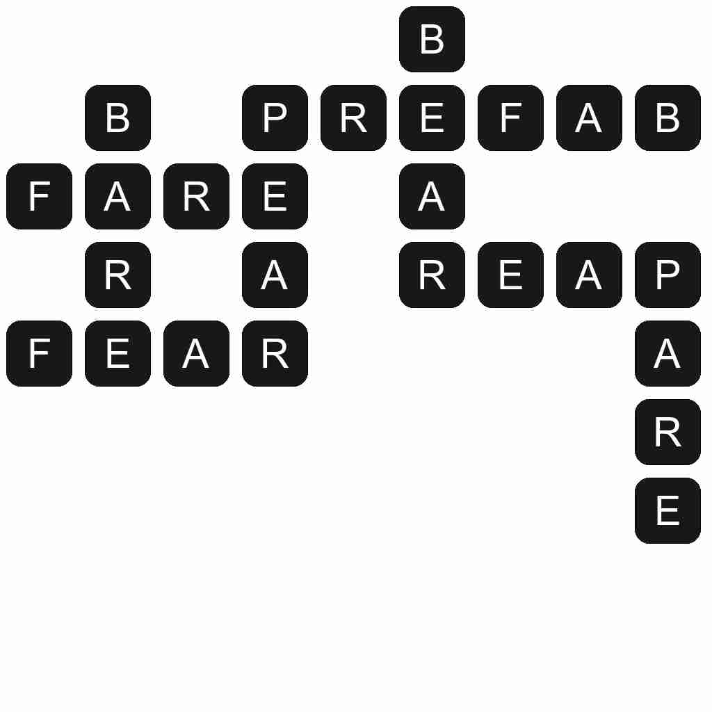 Wordscapes level 2669 answers