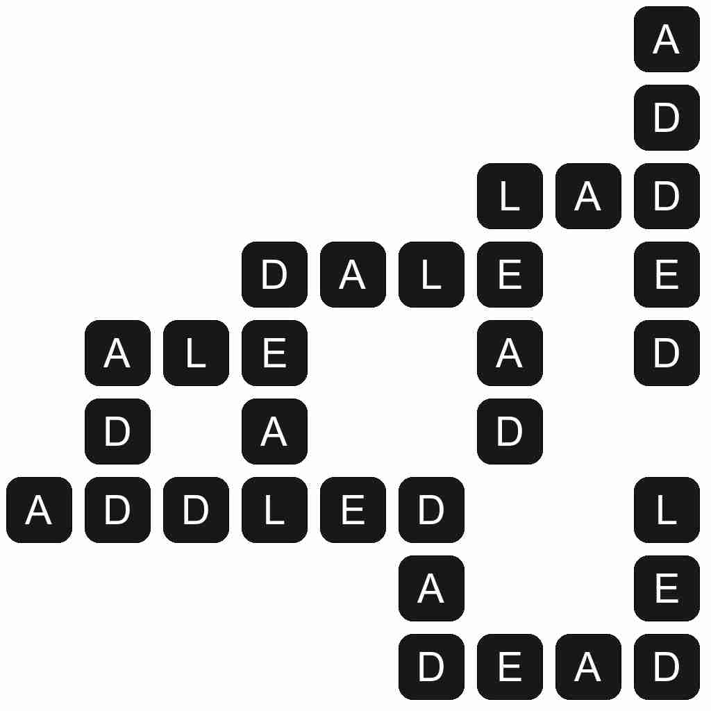 Wordscapes level 2671 answers