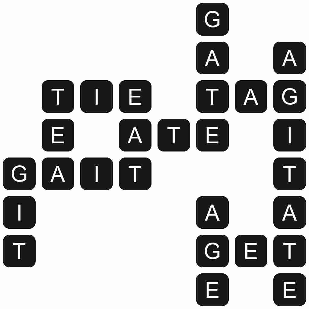 Wordscapes level 2709 answers