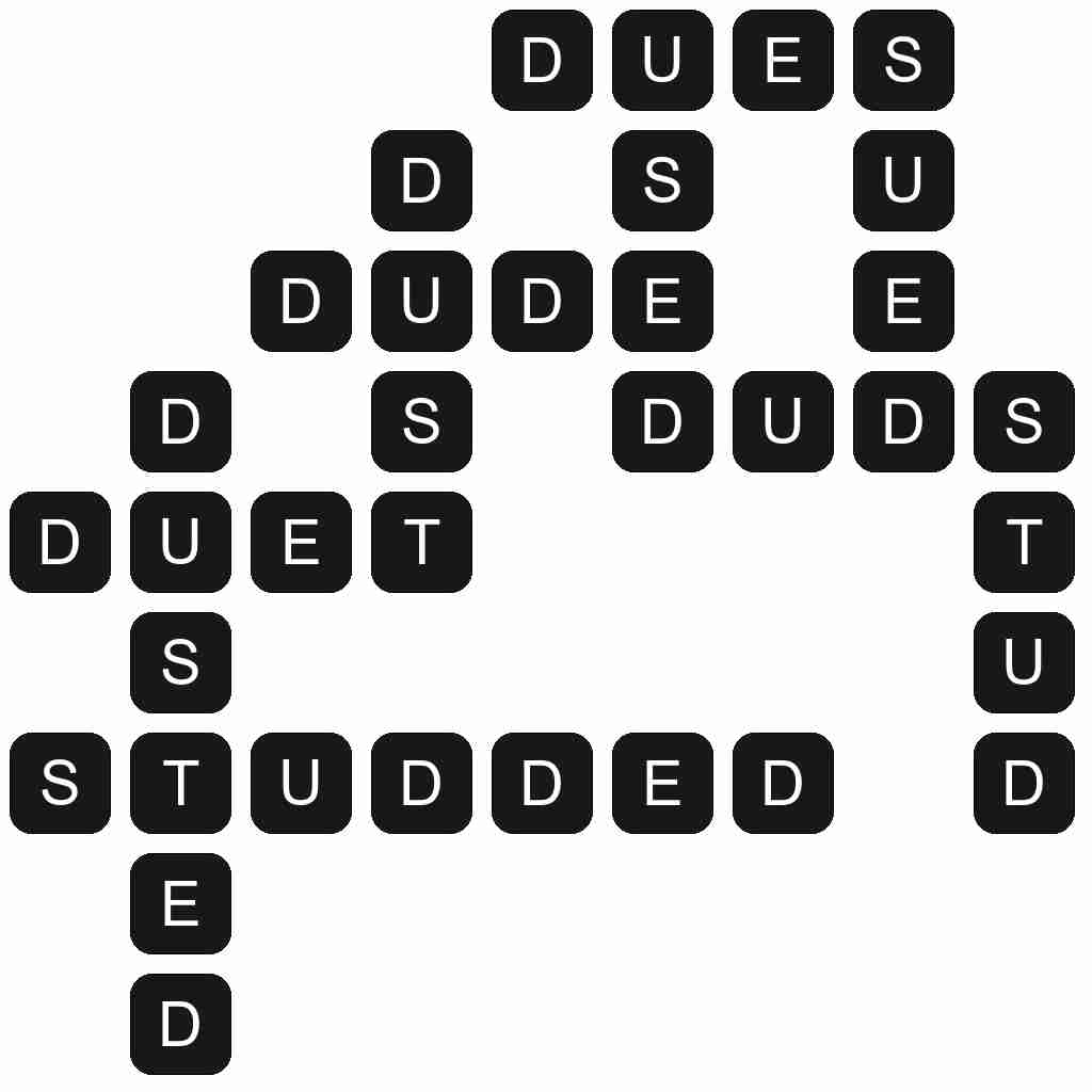 Wordscapes level 2730 answers