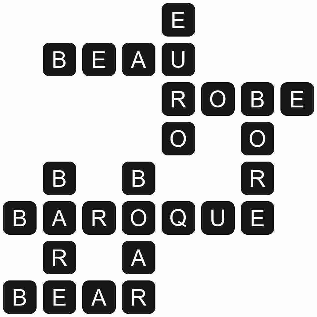 Wordscapes level 2755 answers