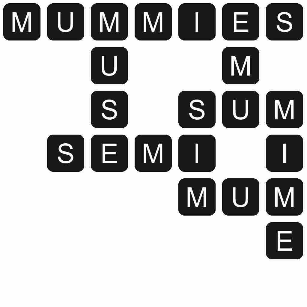 Wordscapes level 2771 answers