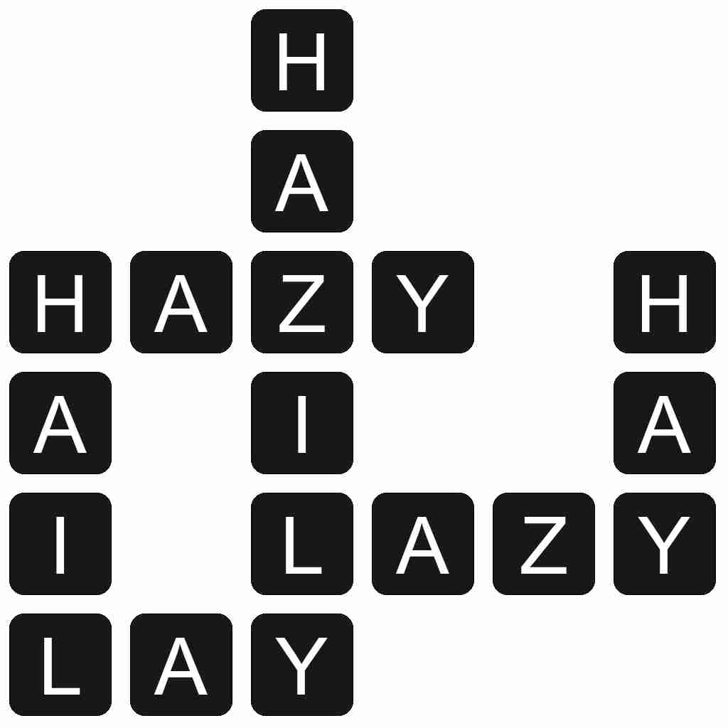 Wordscapes level 2775 answers