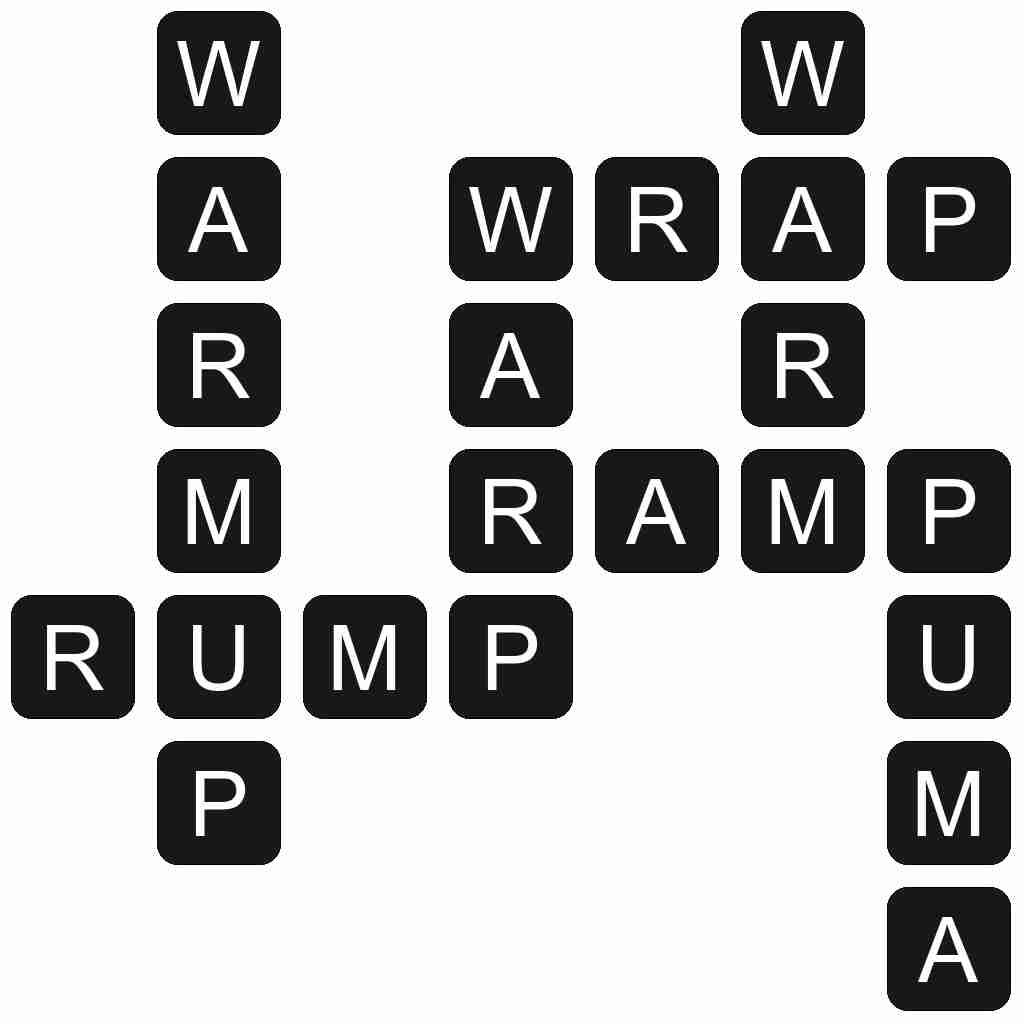 Wordscapes level 2817 answers