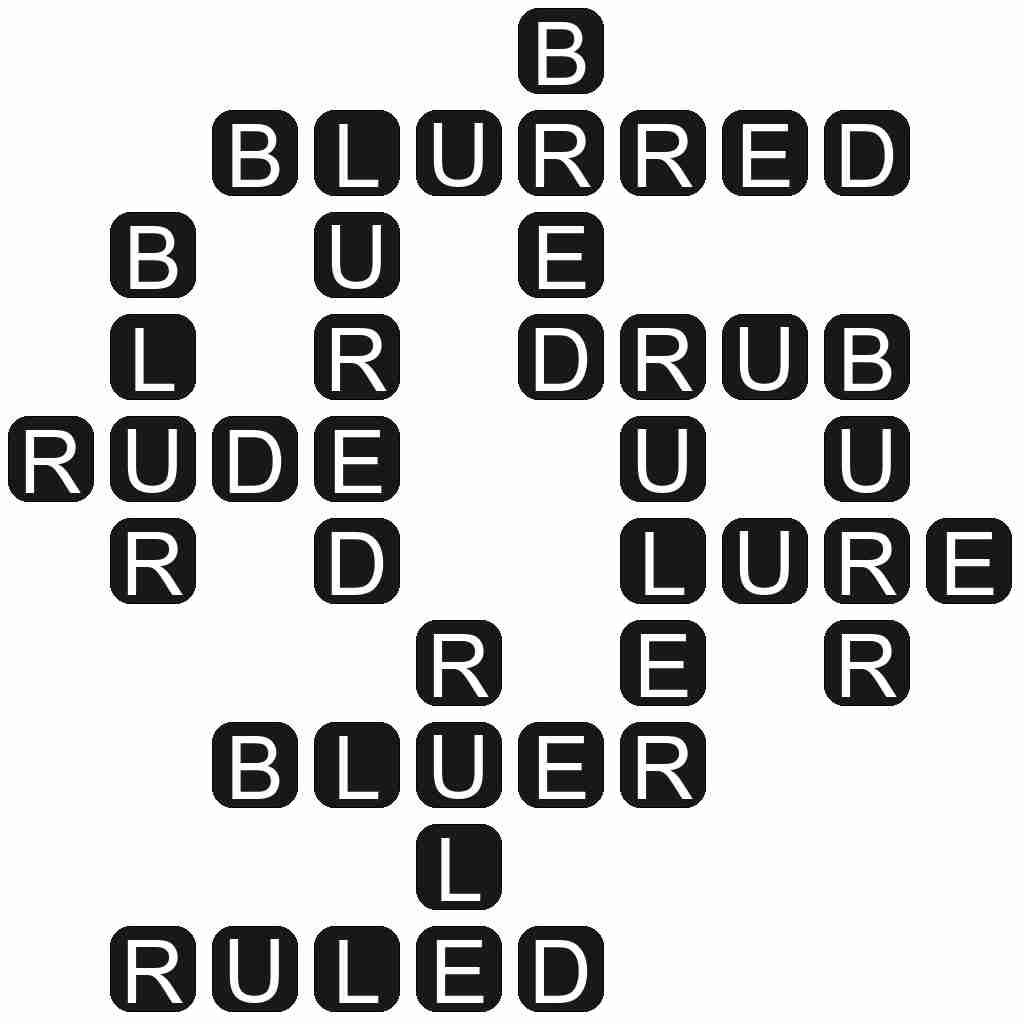 Wordscapes level 2819 answers