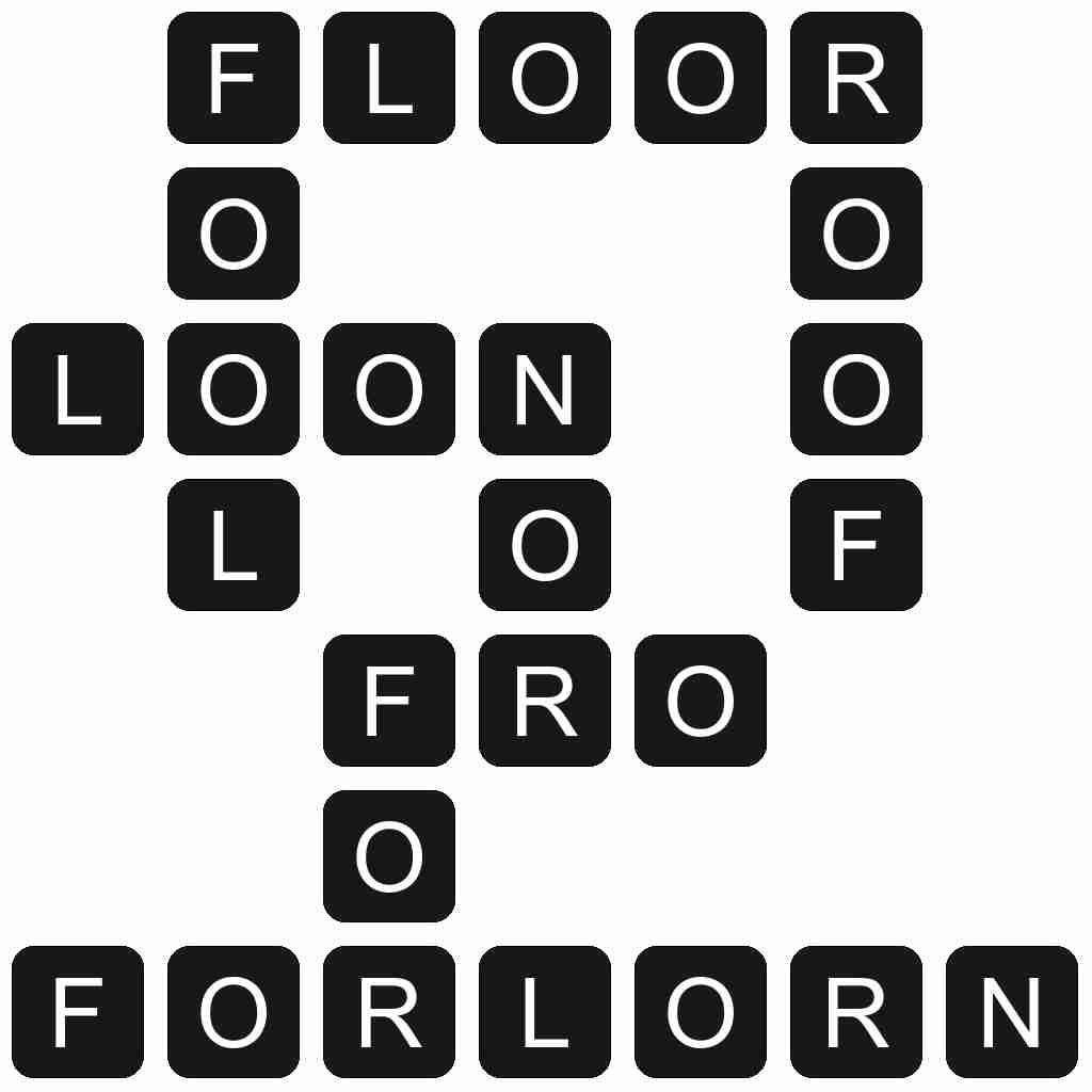 Wordscapes level 2843 answers