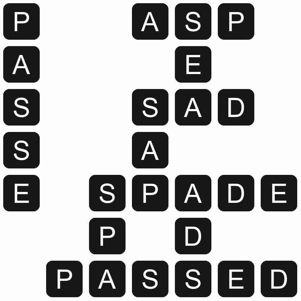 Wordscapes level 2917 answers