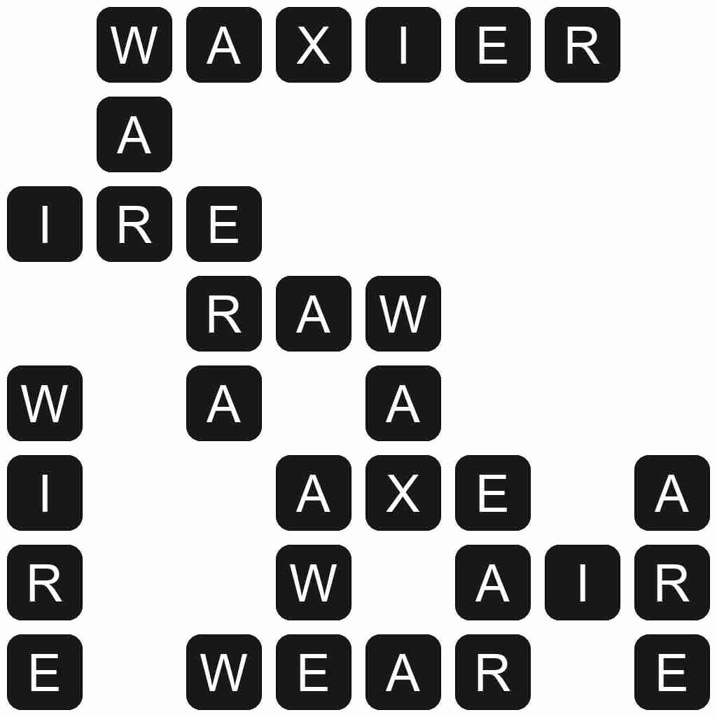 Wordscapes level 3001 answers