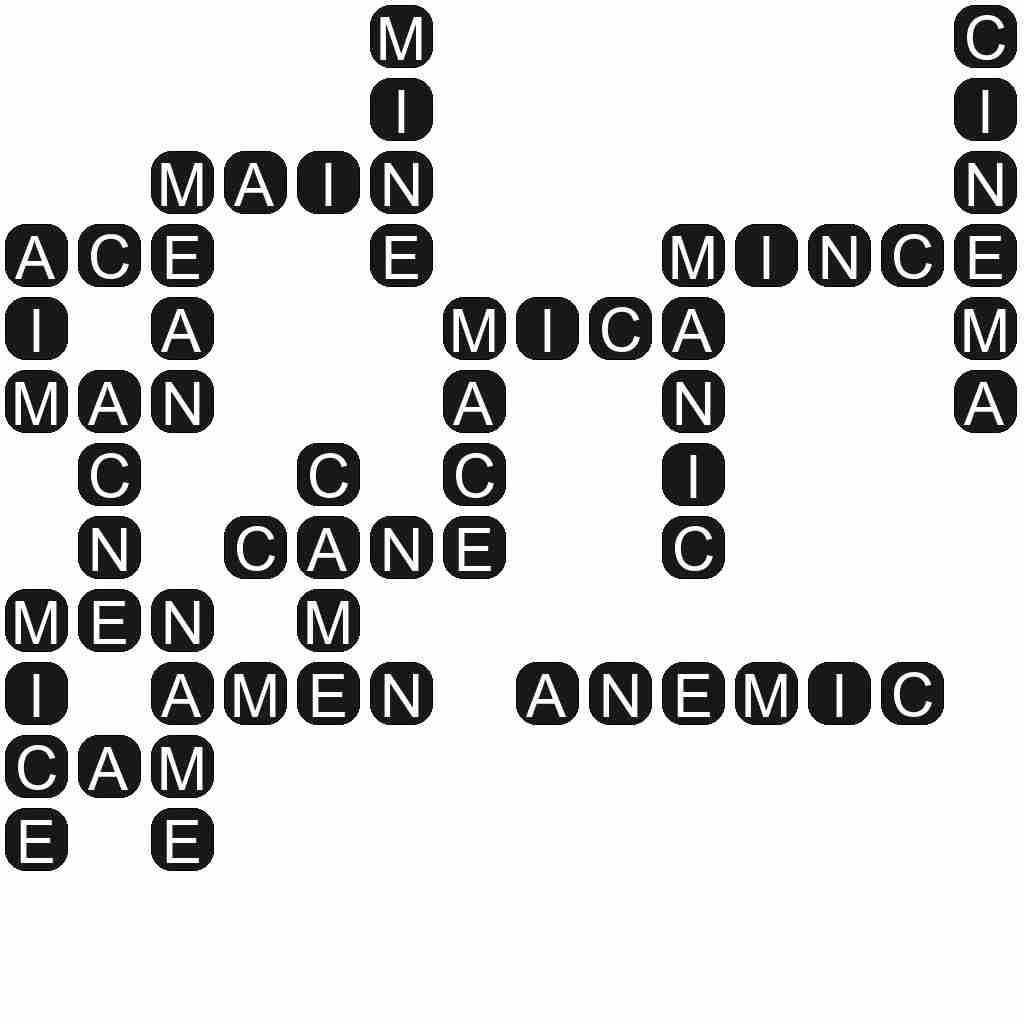 Wordscapes level 3050 answers