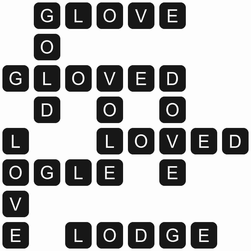 Wordscapes level 3070 answers