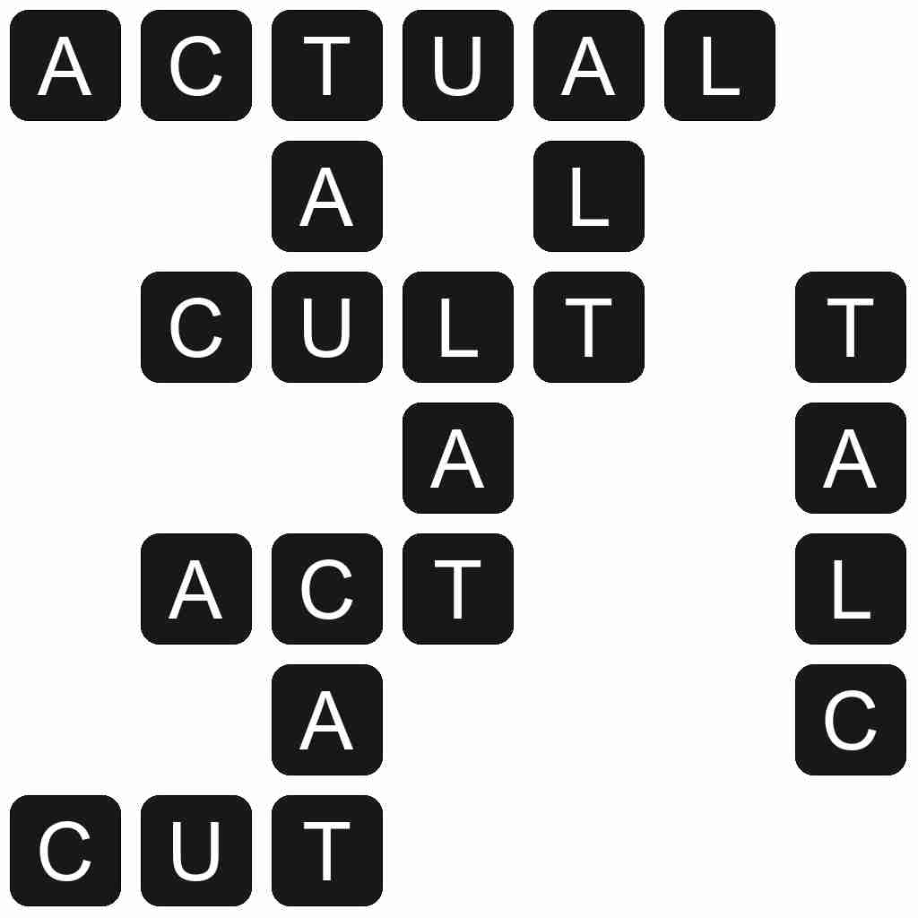 Wordscapes level 3095 answers