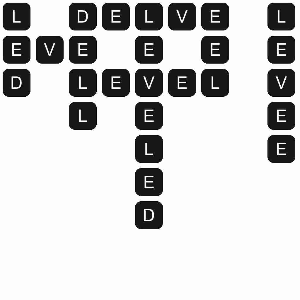 Wordscapes level 3118 answers