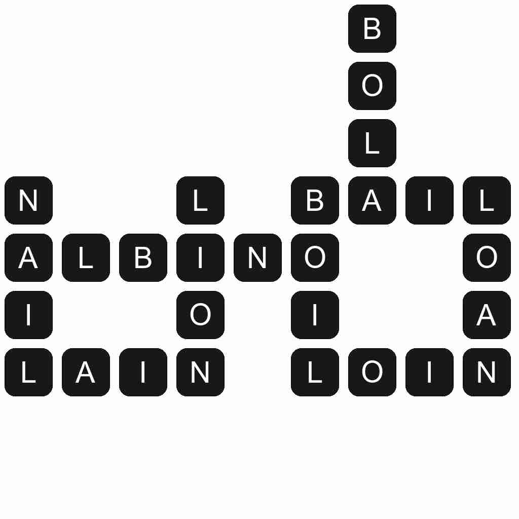 Wordscapes level 3169 answers