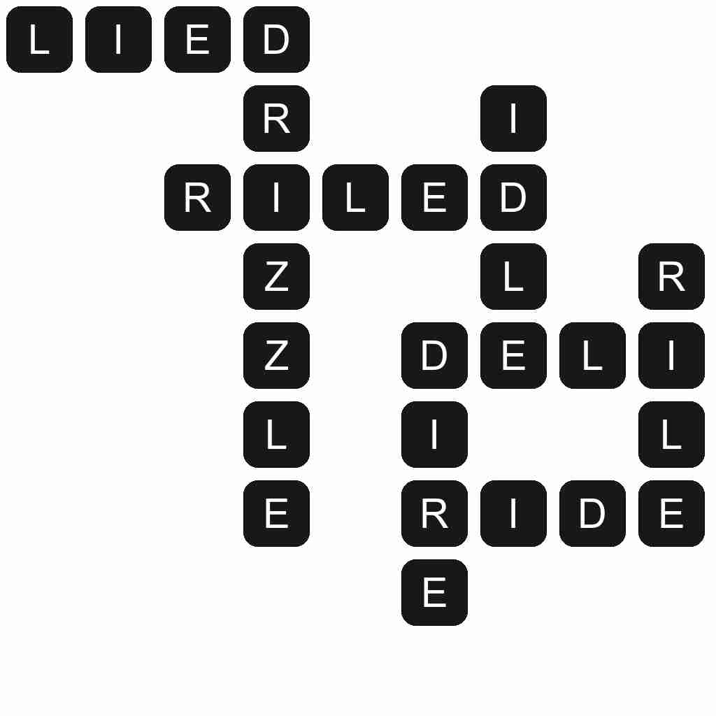 Wordscapes level 3201 answers