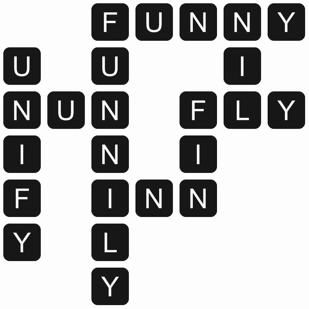Wordscapes level 3207 answers