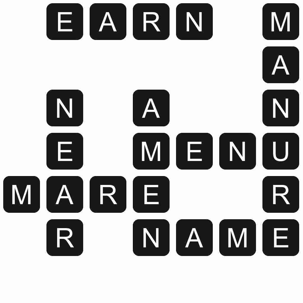 Wordscapes level 3229 answers