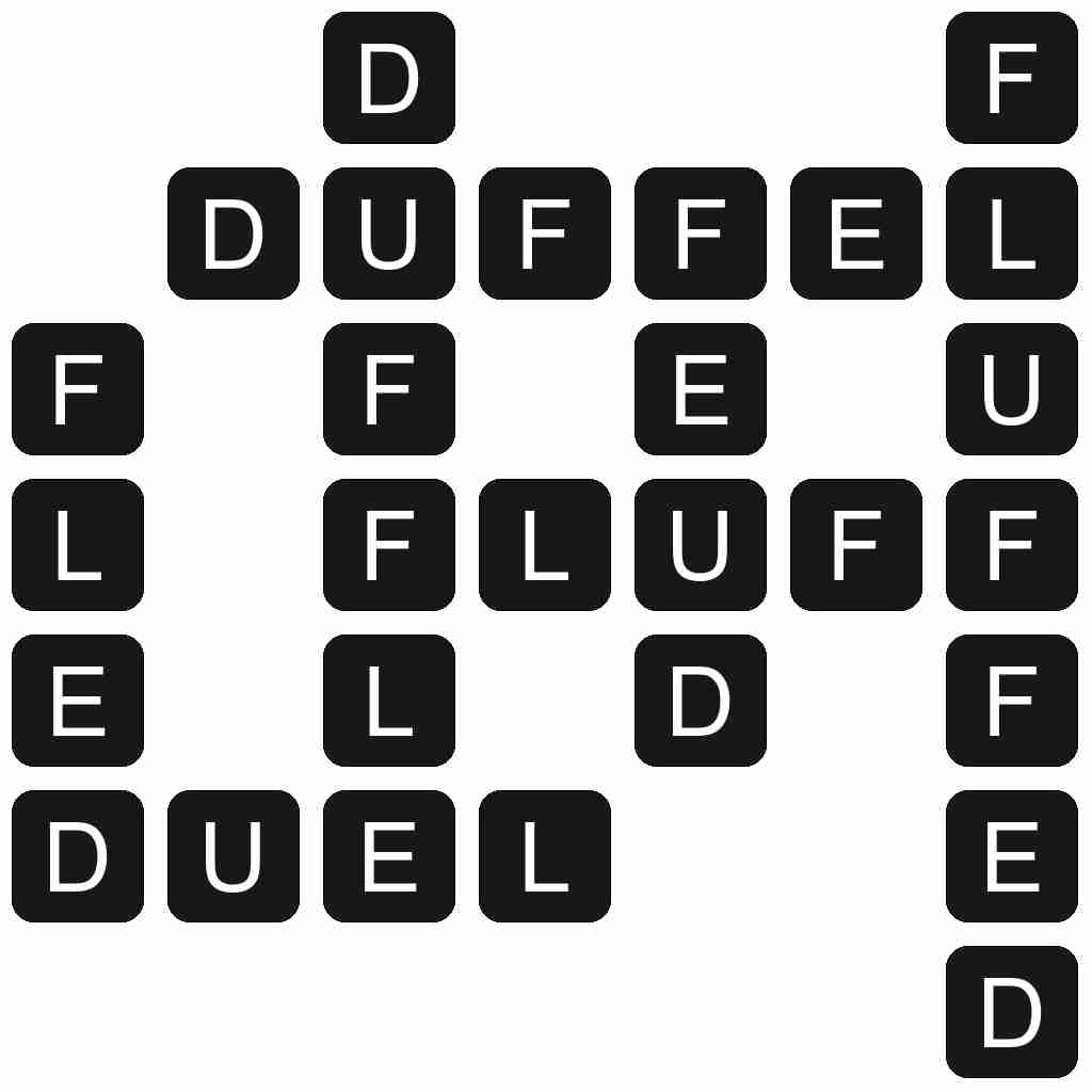 Wordscapes level 3285 answers