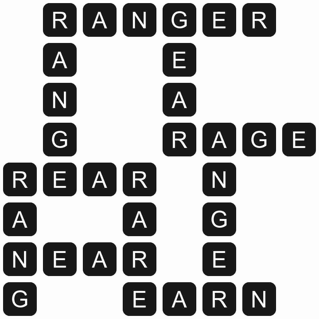 Wordscapes level 3315 answers