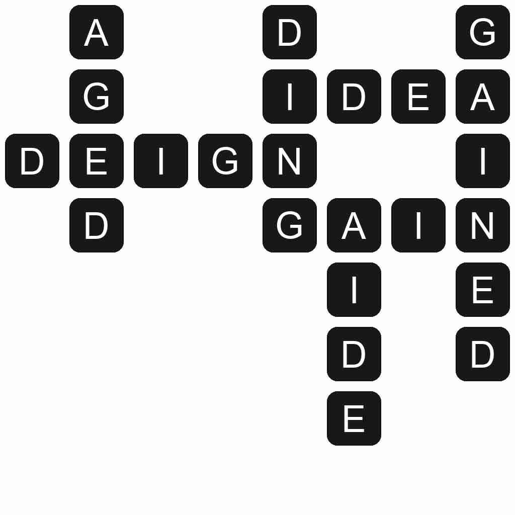 Wordscapes level 3379 answers