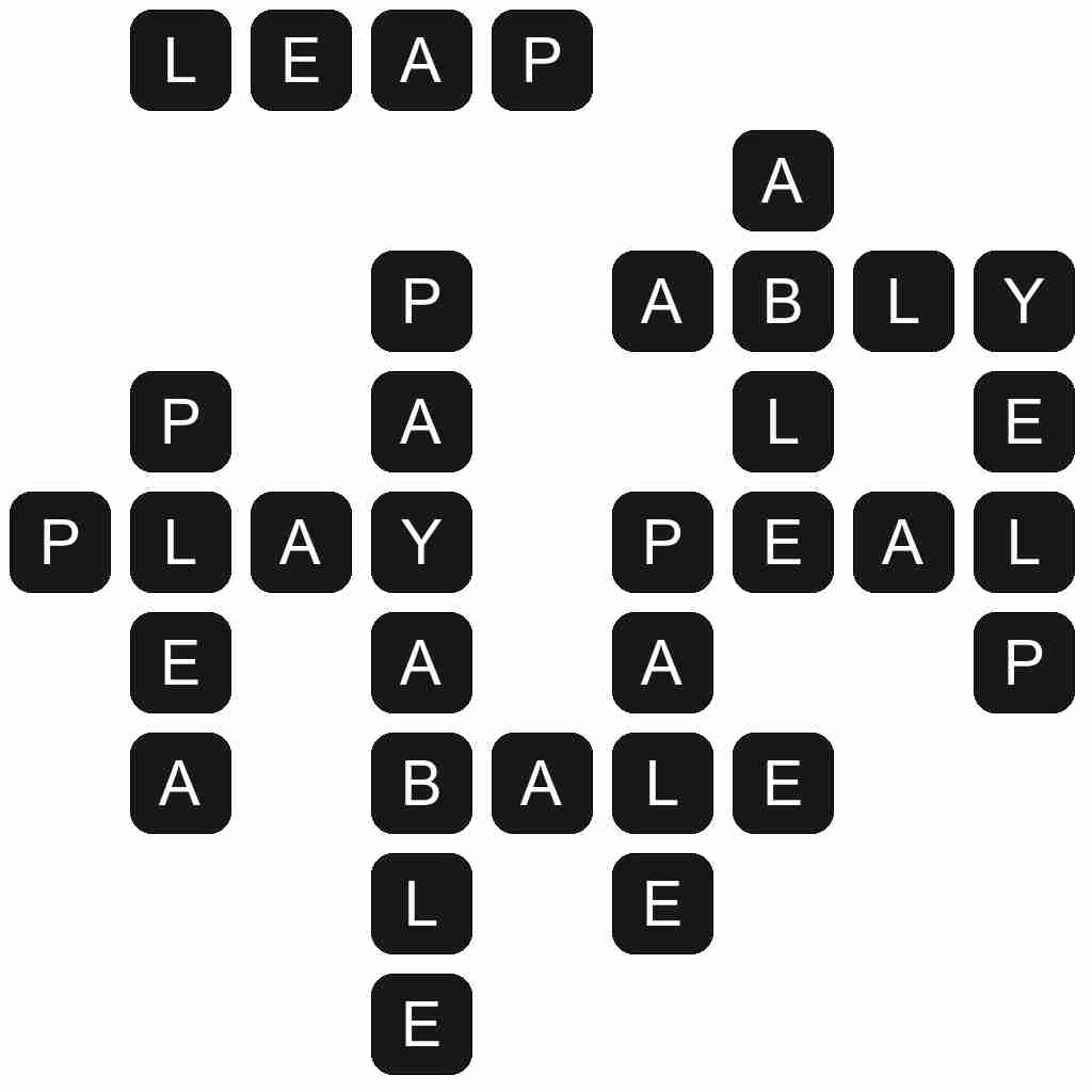 Wordscapes level 3384 answers
