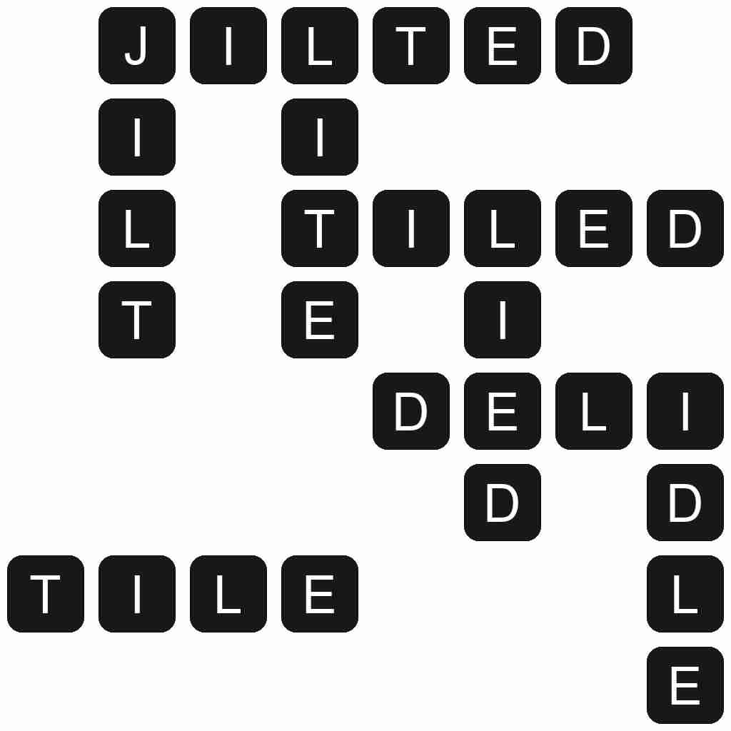 Wordscapes level 3394 answers