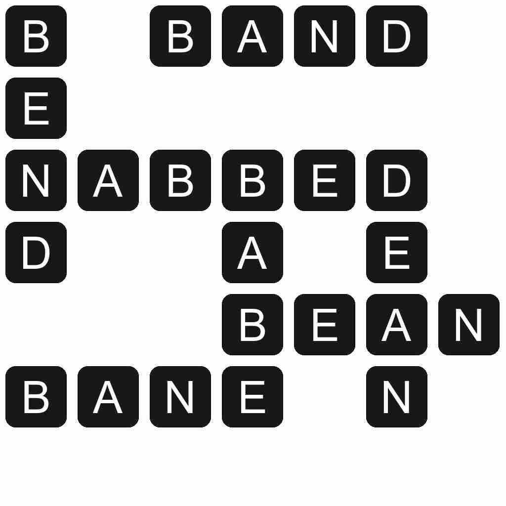 Wordscapes level 3399 answers