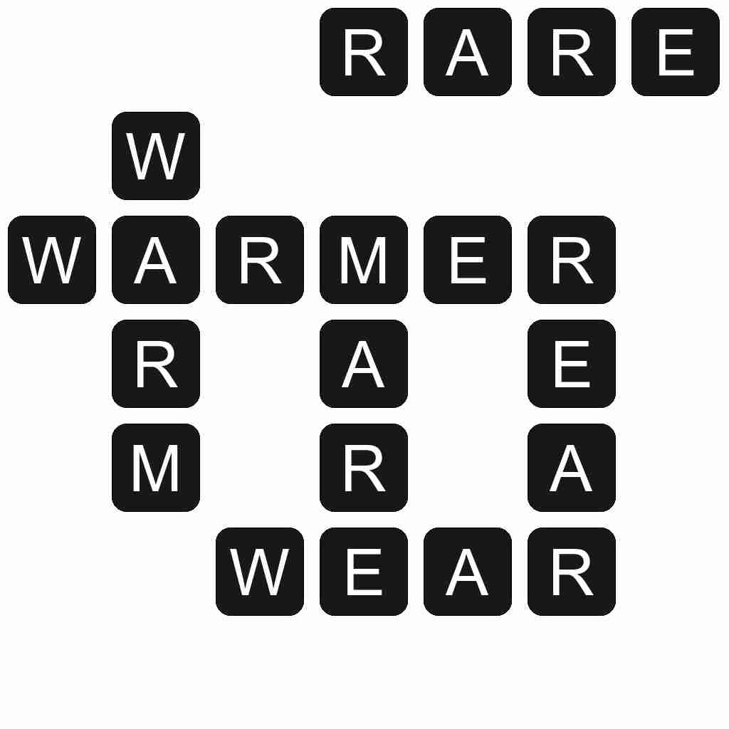 Wordscapes level 3463 answers