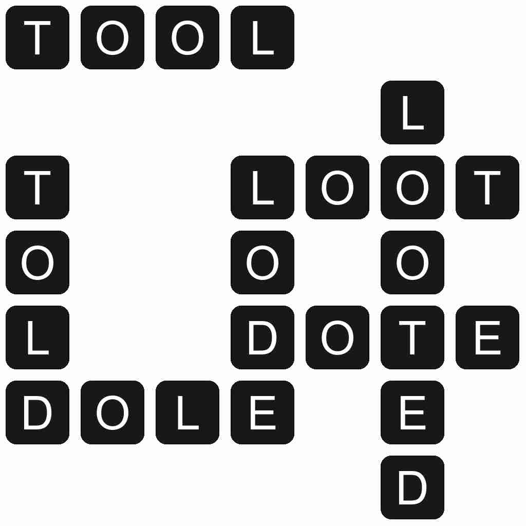 Wordscapes level 3475 answers