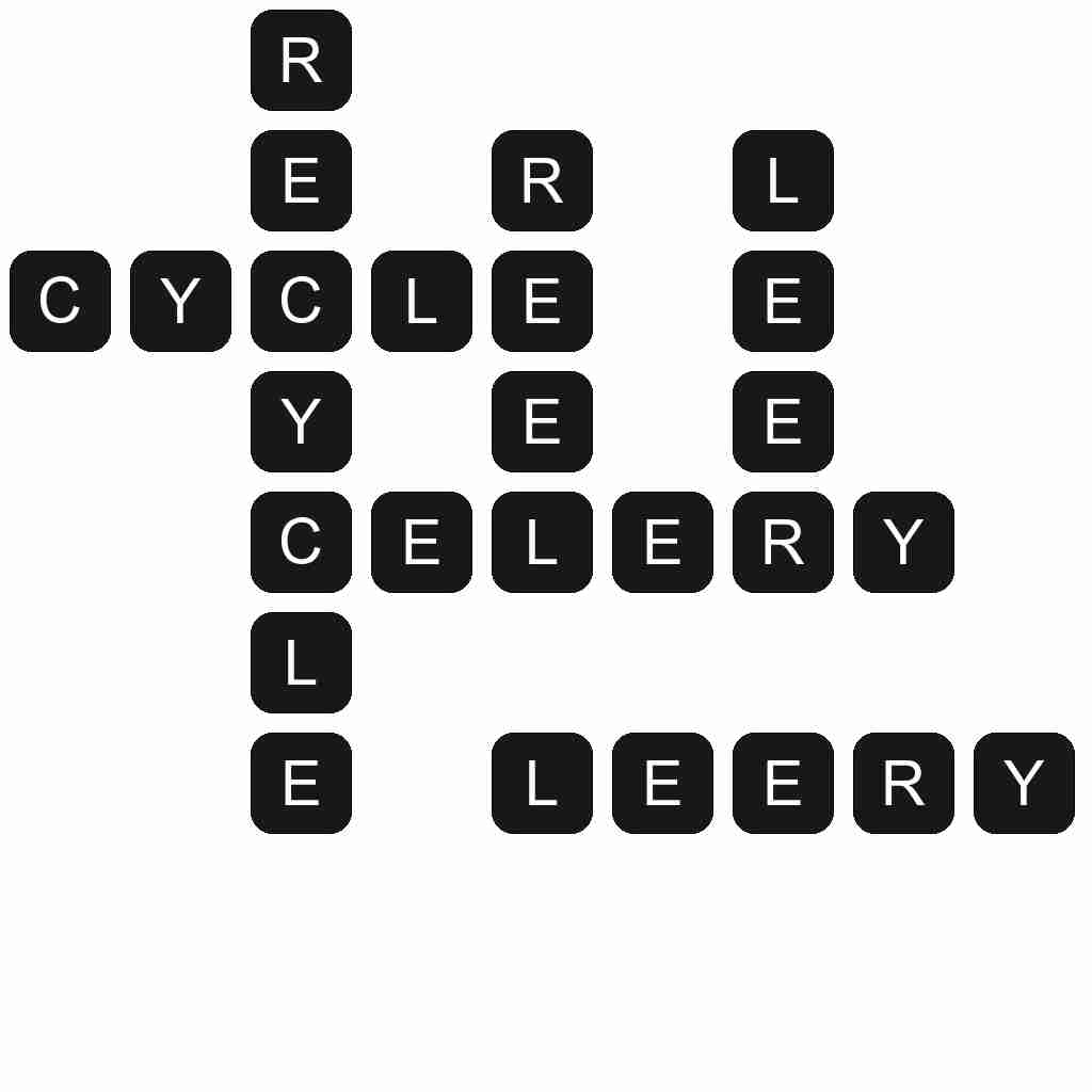 Wordscapes level 3539 answers