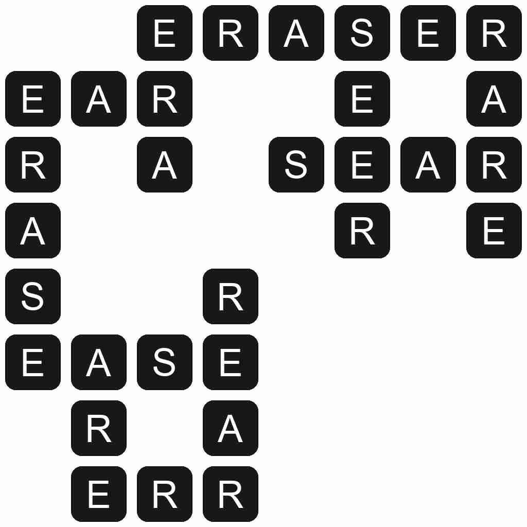 Wordscapes level 3585 answers
