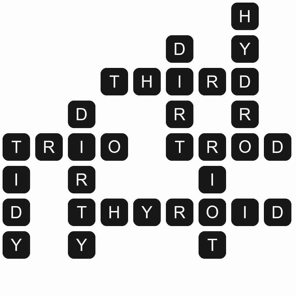 Wordscapes level 3591 answers