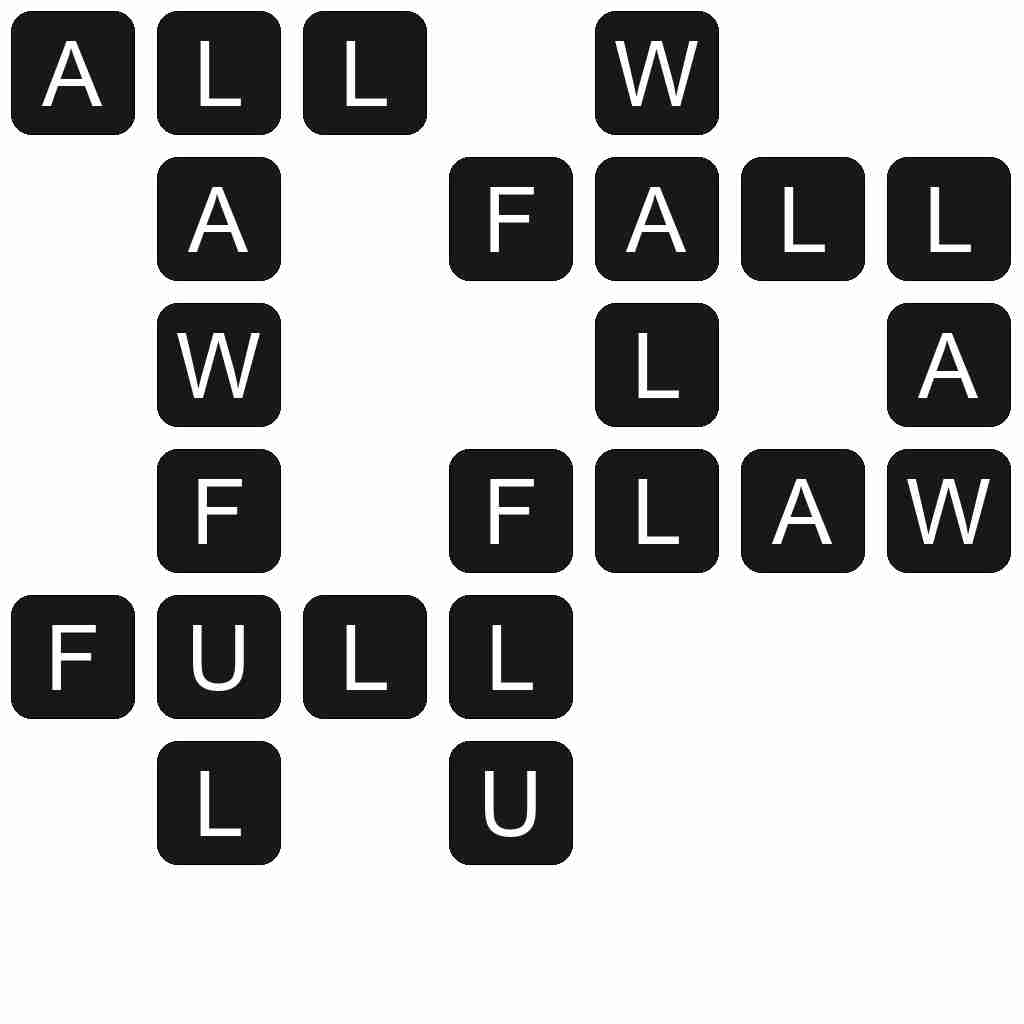 Wordscapes level 3617 answers
