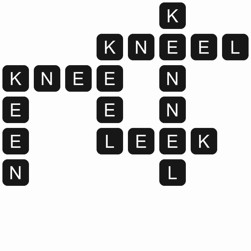 Wordscapes level 3783 answers