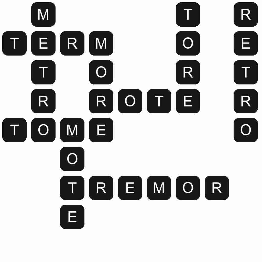 Wordscapes level 3790 answers