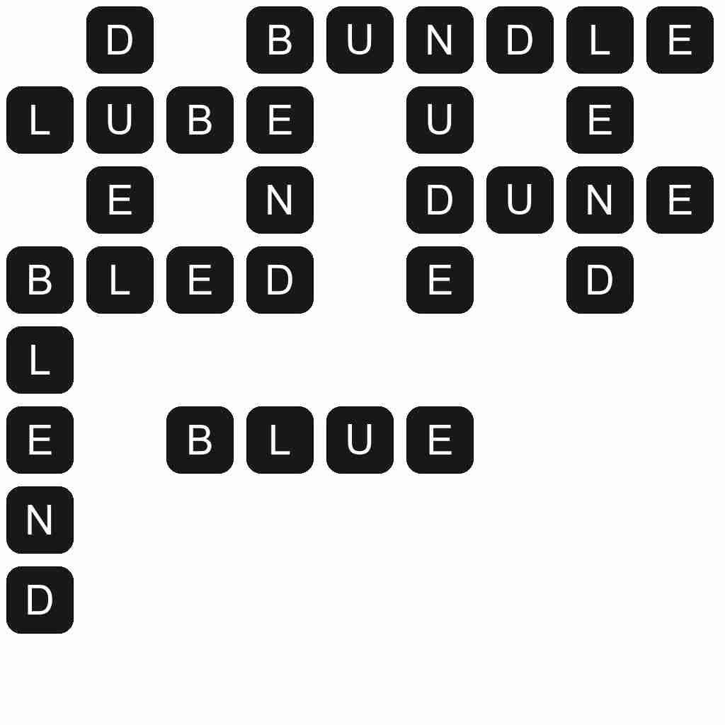 Wordscapes level 3865 answers