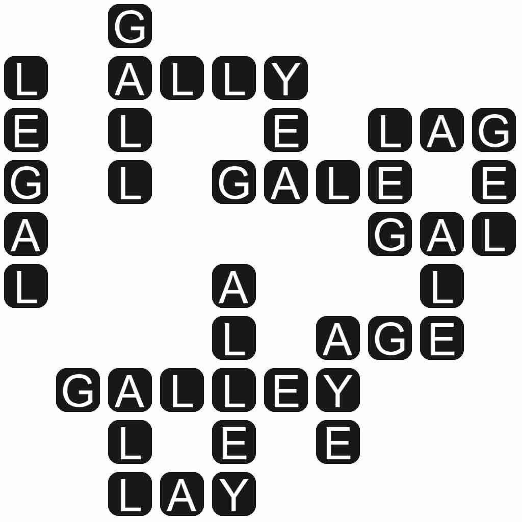 Wordscapes level 3890 answers