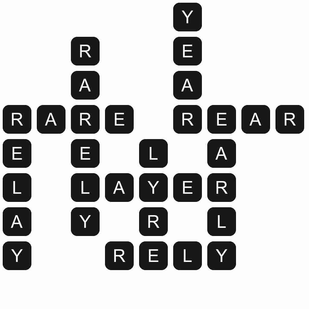 Wordscapes level 3891 answers
