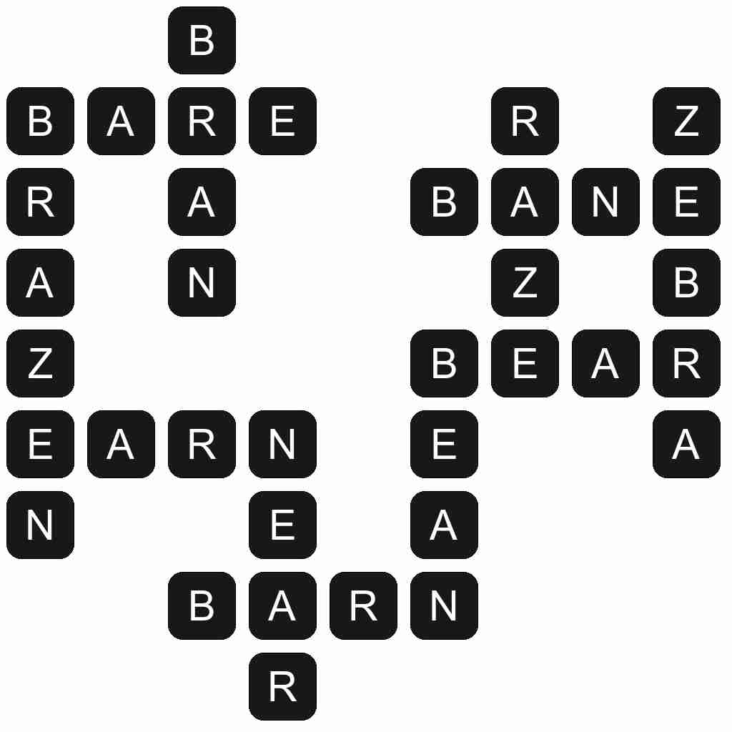 Wordscapes level 3925 answers