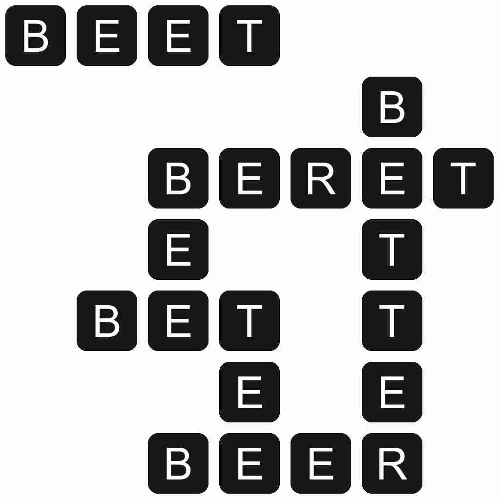Wordscapes level 3965 answers