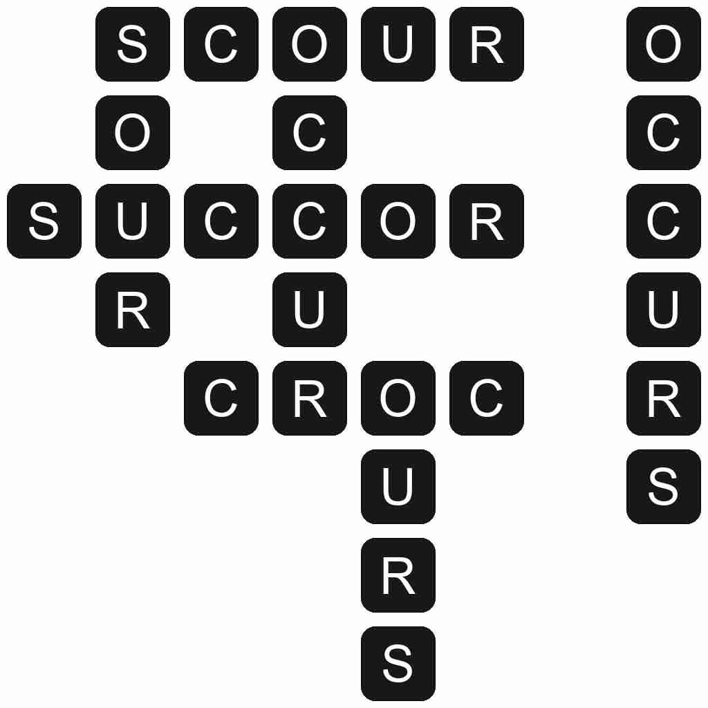 Wordscapes level 396 answers