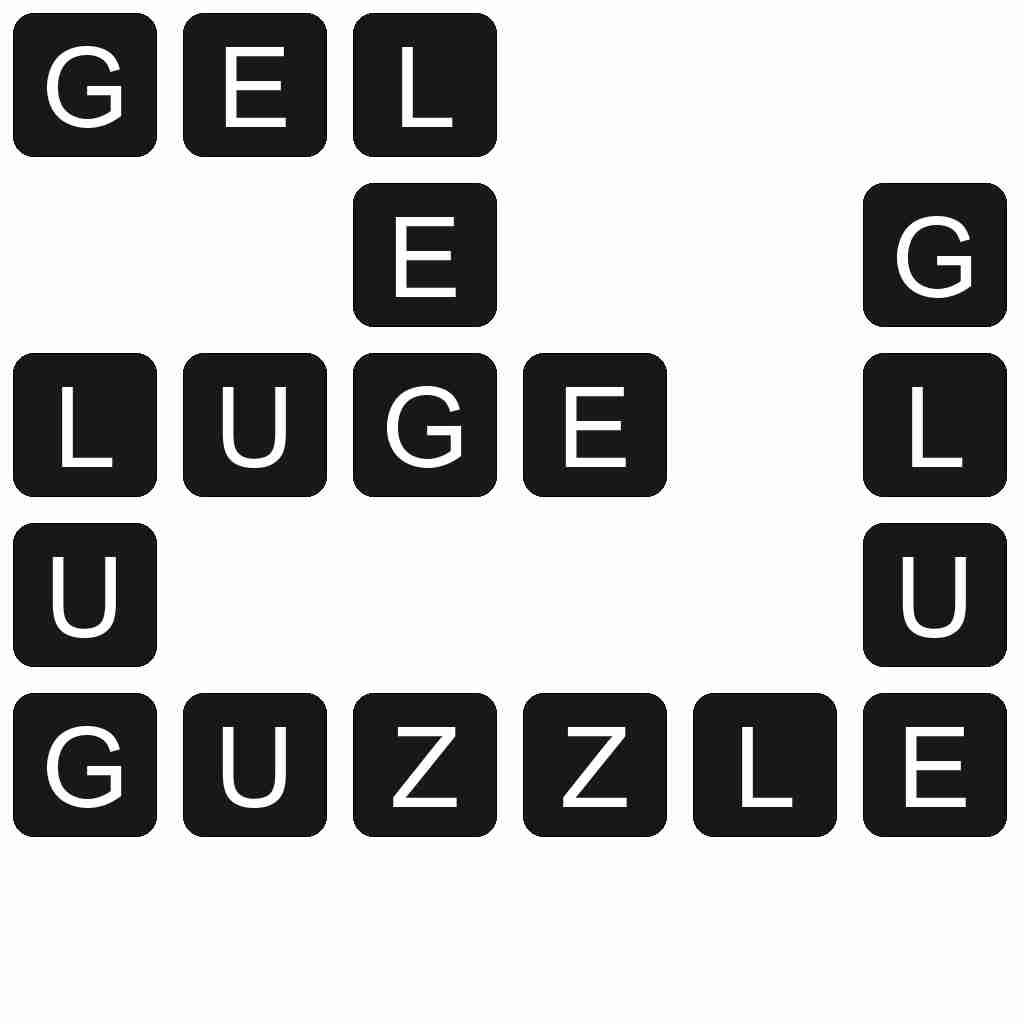 Wordscapes level 3995 answers