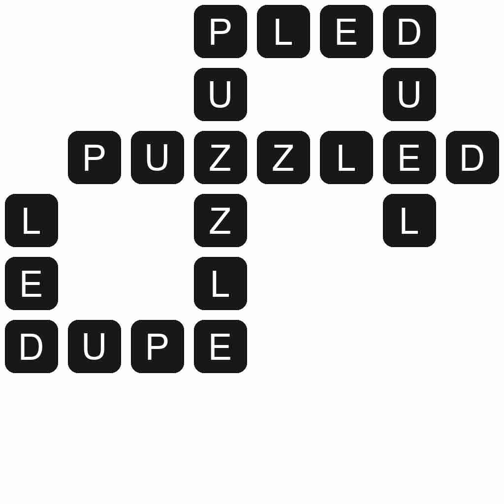 Wordscapes level 4051 answers