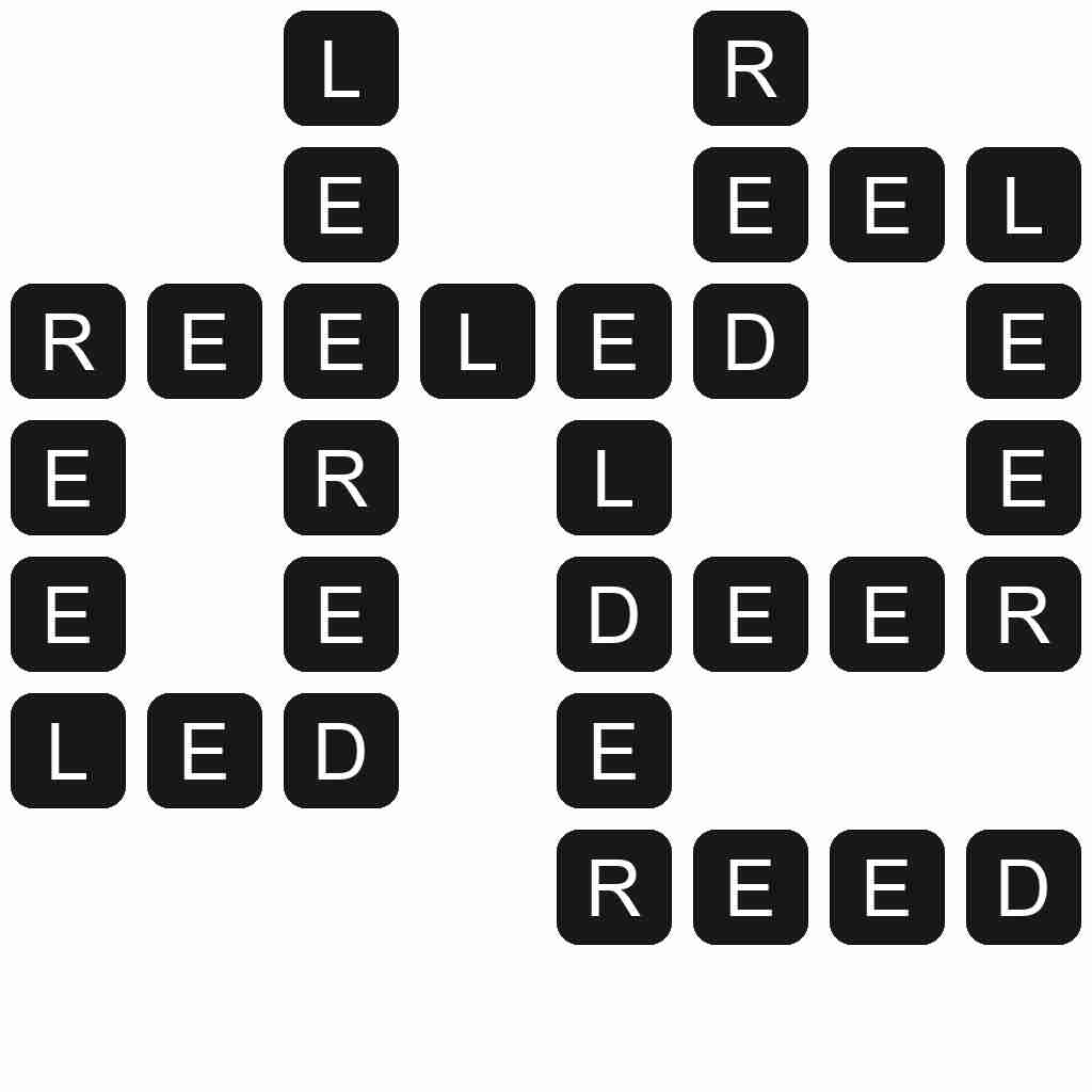 Wordscapes level 4071 answers