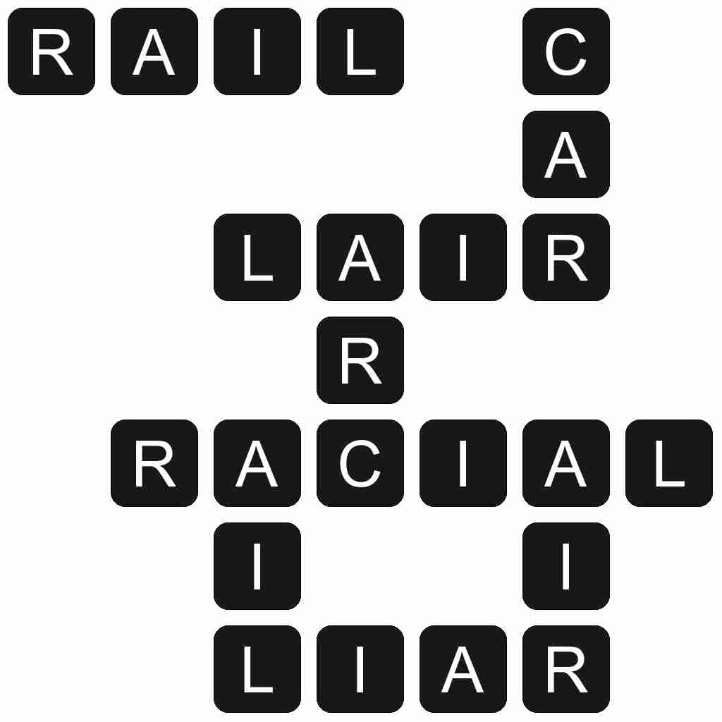 Wordscapes level 4137 answers