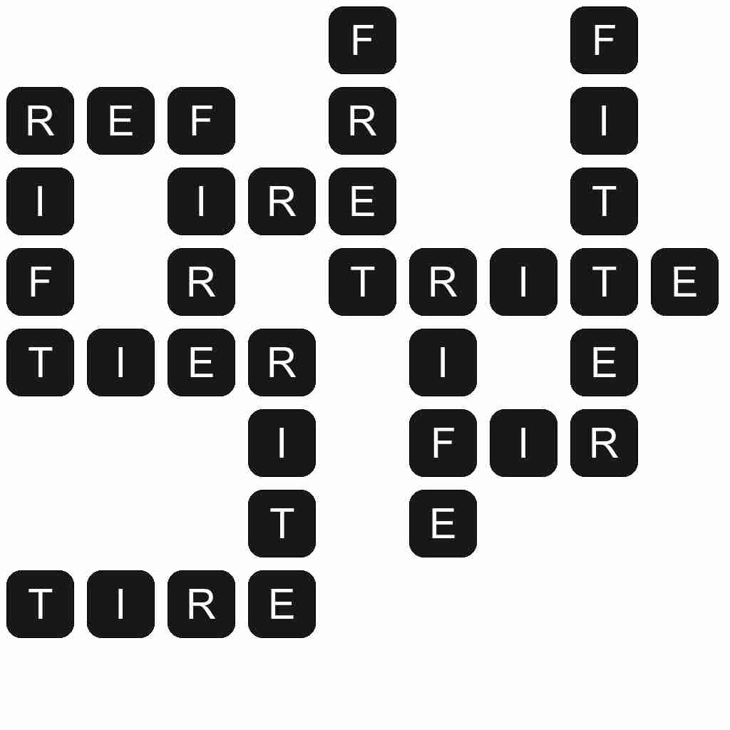 Wordscapes level 4151 answers