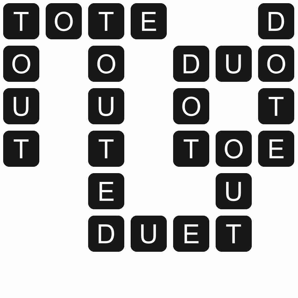 Wordscapes level 4183 answers